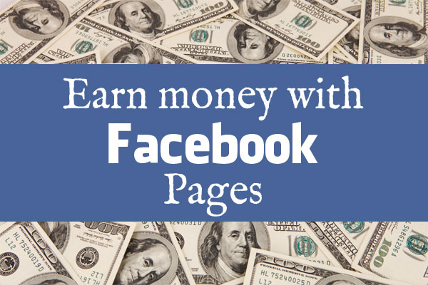 Easy Way to Earn Money From Facebook