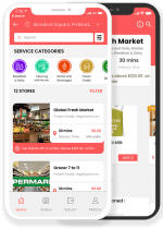 Goshop Clone – Grocery Delivery Solution