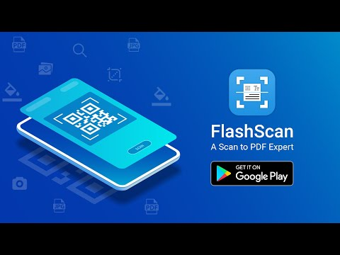 How To Convert PDF Files To Grayscale Using The Flashscan App