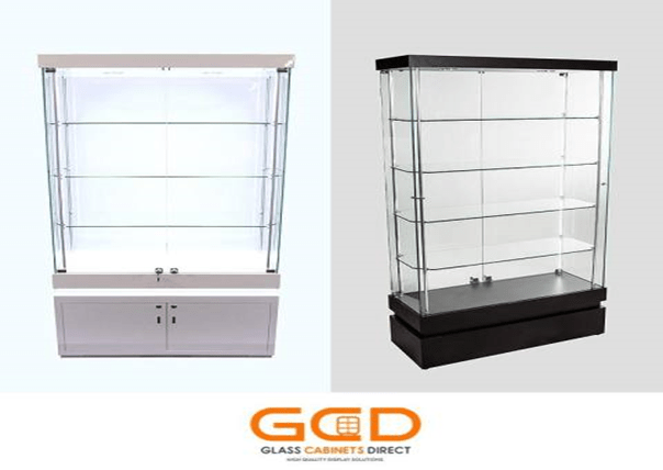 Display Cabinets Worthy of Modern Home