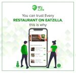 Eatzilla Food Delivery App Using Blockchain