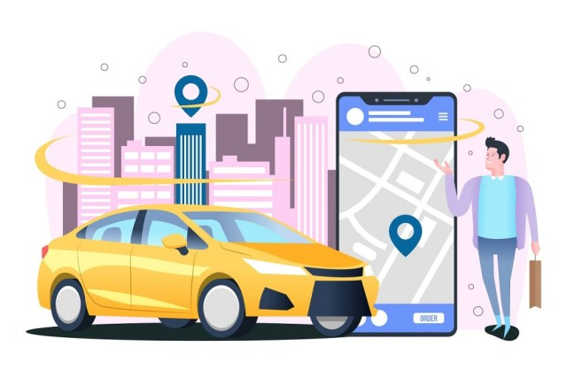 developing successful taxi app