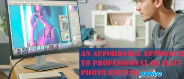 An Affordable Approach To Professional Quality Photo Editing