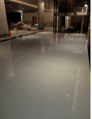 What Are The Key Features And Advantages Of Terrazzo Flooring Installation?