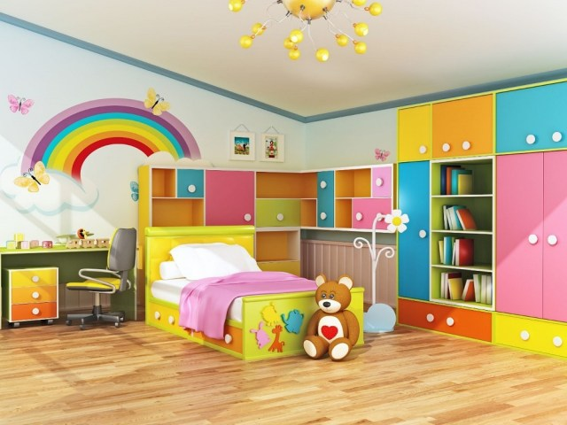 A Perfect Guide to Decorate Kid's Bedroom for Quality Sleep