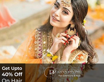 Diwali Offer 2020 | Get Huge Diwali Discount On Clip in hair extensions and style your hair without wasting time visiting the salon!