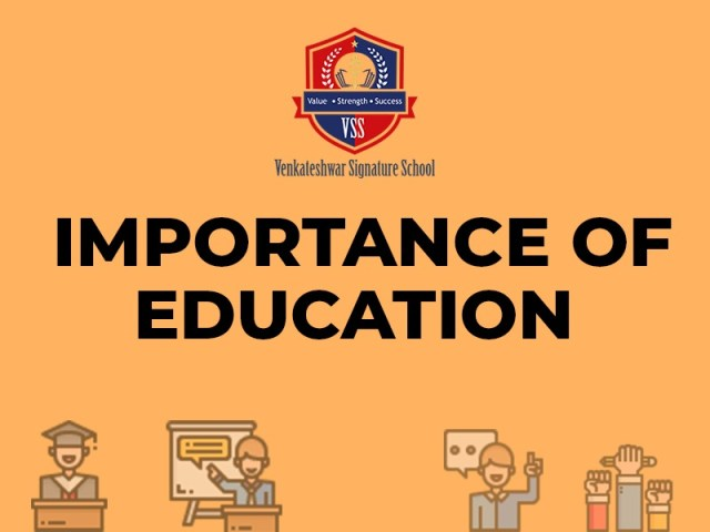 What is the Importance of Education?