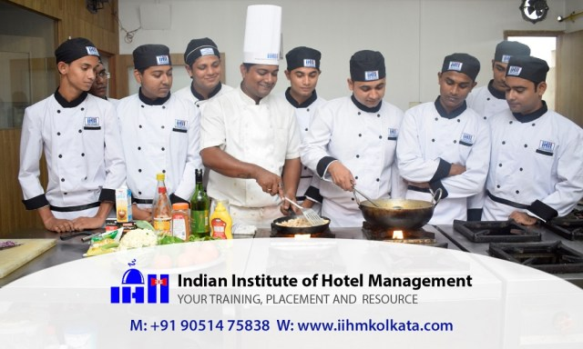 The Latest Trend In Admission In Hotel Management