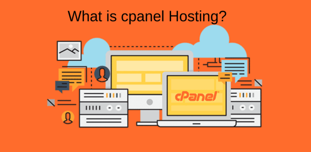 What is cPanel hosting?