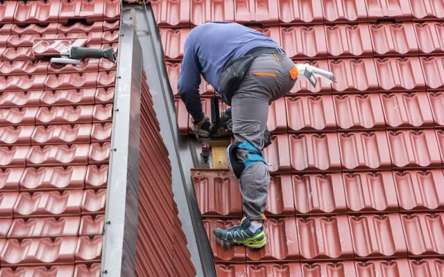 What are the most common types of roofing repair services providers get called for?