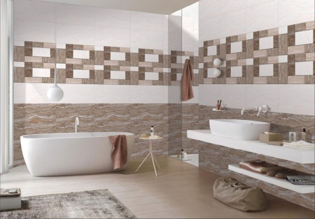 Top Trends in Bathroom Tiles Design to Incorporate At Home