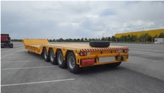 Five Advantages Of Semi Low Bed Trailers