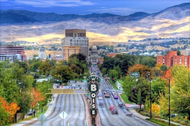 best place to stay in boise