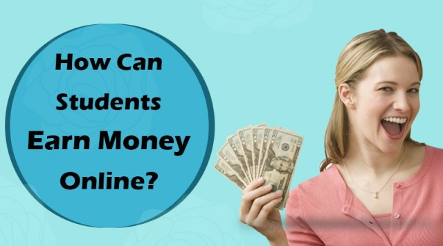 earn money online without investment for students.