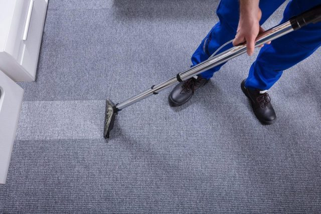 Matchless Carpet Cleaning with advanced dry cleaning