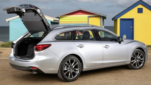 Why Is it a Smart Idea to Select a Wagon over SUV