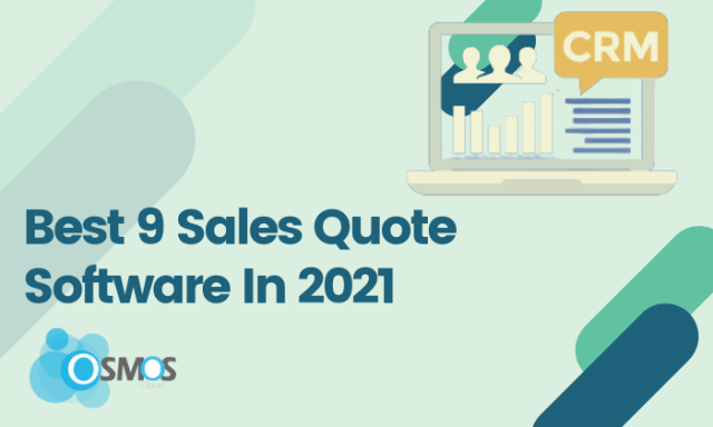 Best 9 Sales Quote Software In 2021
