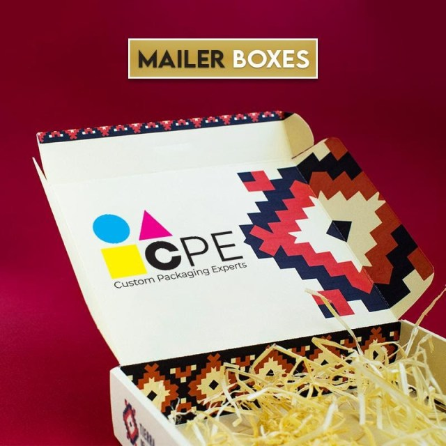 Advancements in Technology Simplifies the Designing Process of Custom Printed Mailer Boxes