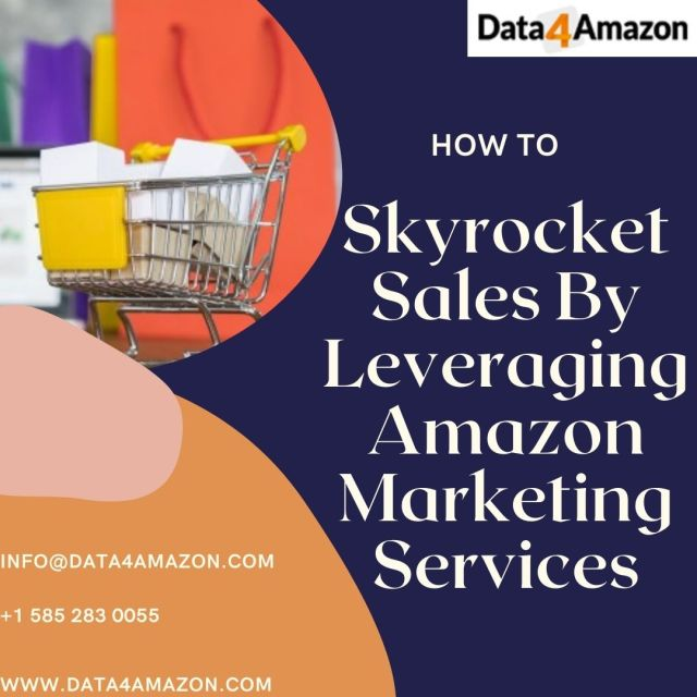 How To Skyrocket Sales By Leveraging Amazon Marketing Services