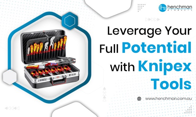 Leverage Your Full Potential with Knipex Tools