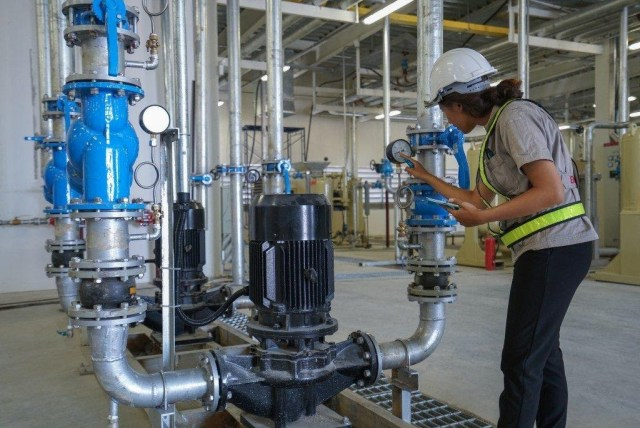 What role do industrial pumps serve in contemporary industry?