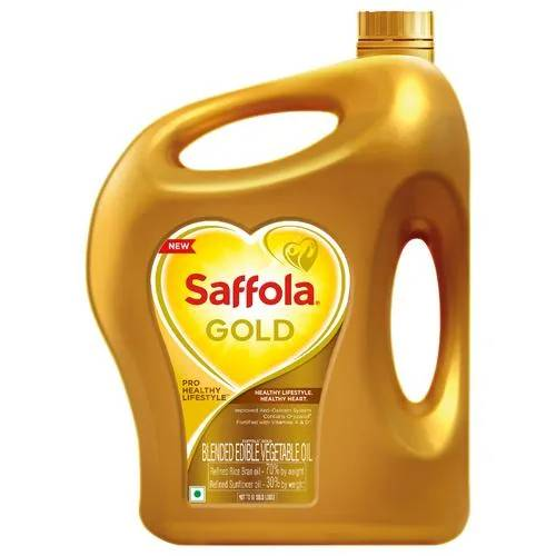 Saffola Gold - Pro Healthy Lifestyle Edible Oil