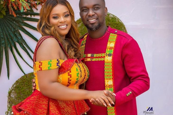 TRENDING: Photos from Joe Mettle and Selassie's Engagement Ceremony