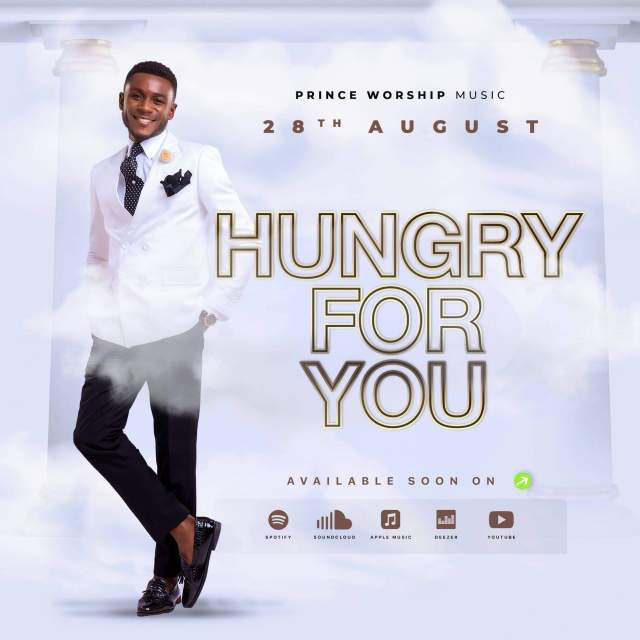 """Prince-Worship Prince Worship Set To Release His Debut Track """"Hungry For You"""""""