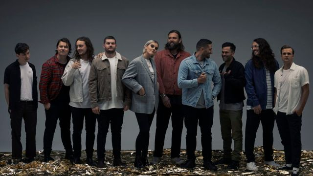Hillsong-Worship Hillsong Worship to release a new album 'Take Heart (Again)' on 30th October