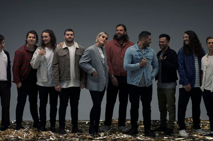 Hillsong Worship to release a new album 'Take Heart (Again)' on 30th October