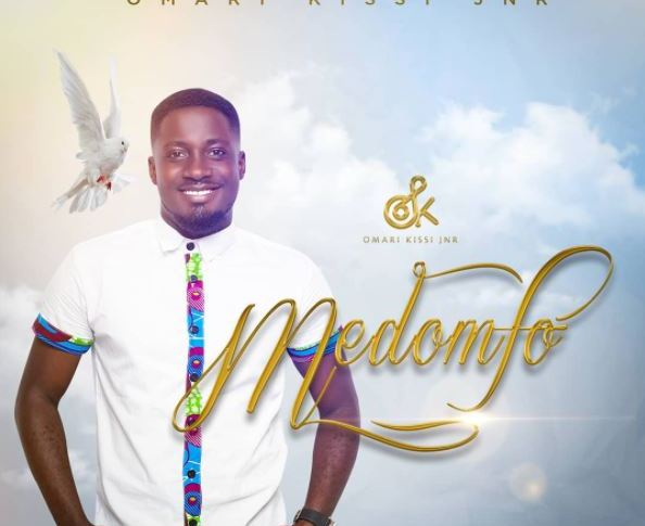 [MP3 DOWNLOAD] Medomfo (My Grace Giver) - Omari Kissi Jnr