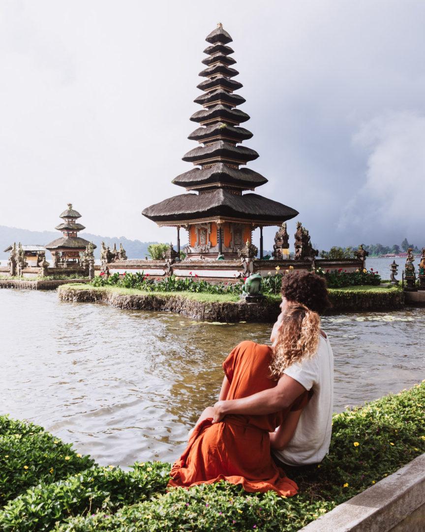 Munduk Ulun Danu Temple Bali