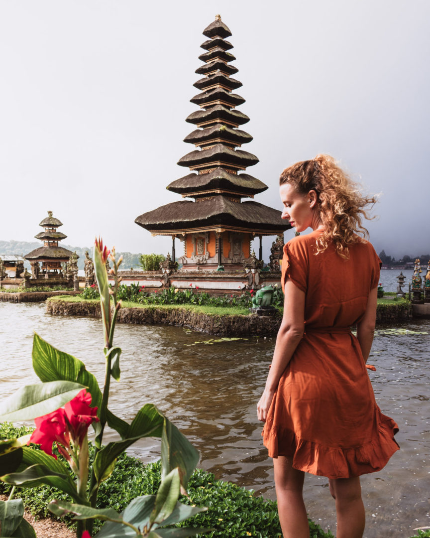 Bali Ulun Danu Temple Munduk