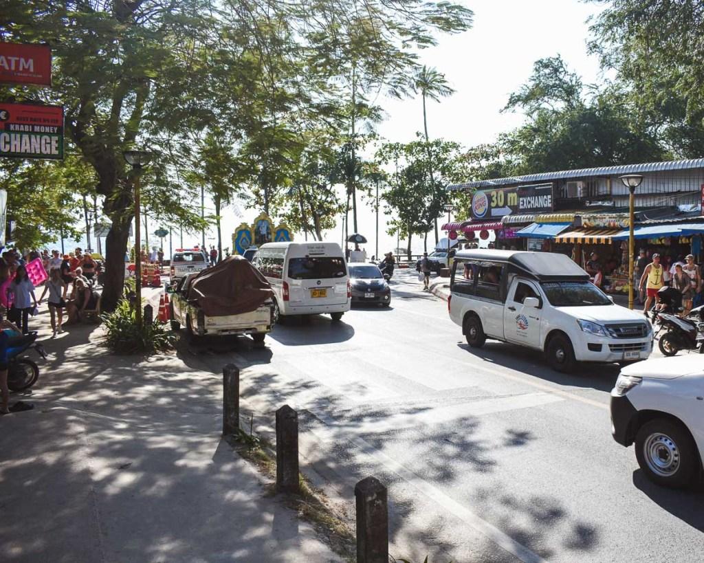 Ao Nang Beach Town