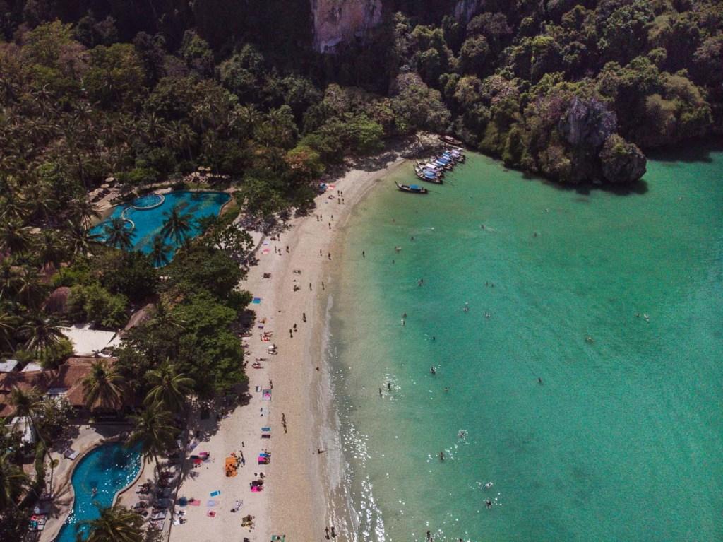 Ao nang or railay beach