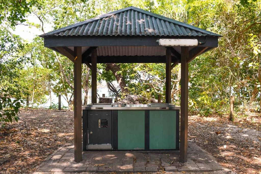 Fitzroy Island BBQ