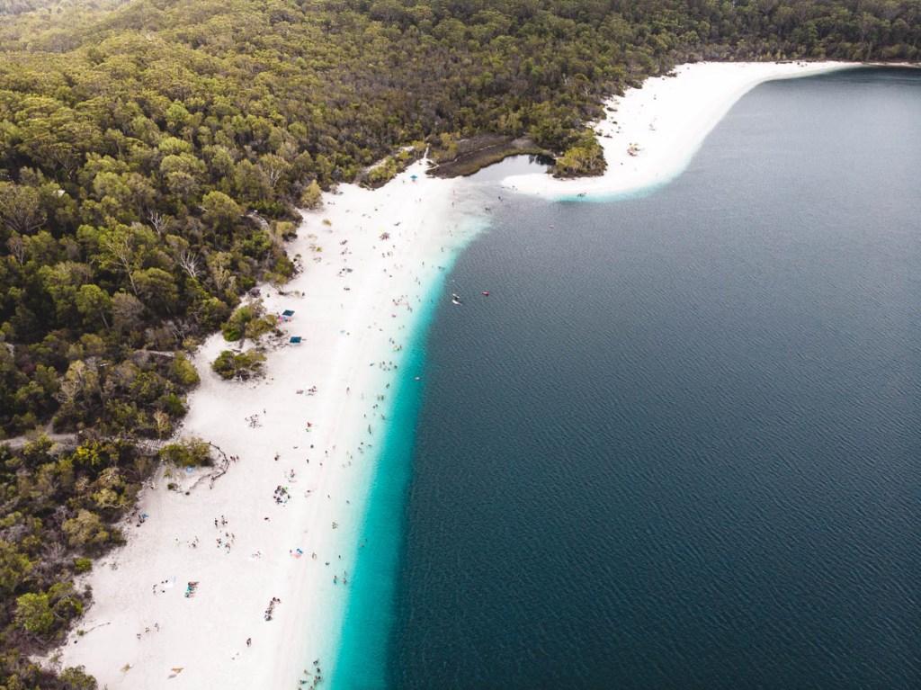 Lake McKenzie Fraser Island | A Must See
