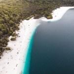 Lake Mckenzie Fraser Island - A must See fresh water lake