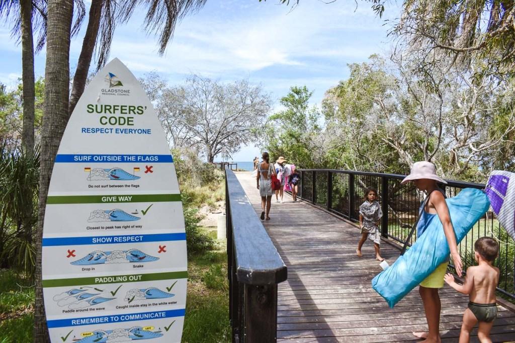 Agnes Water Beach Walk