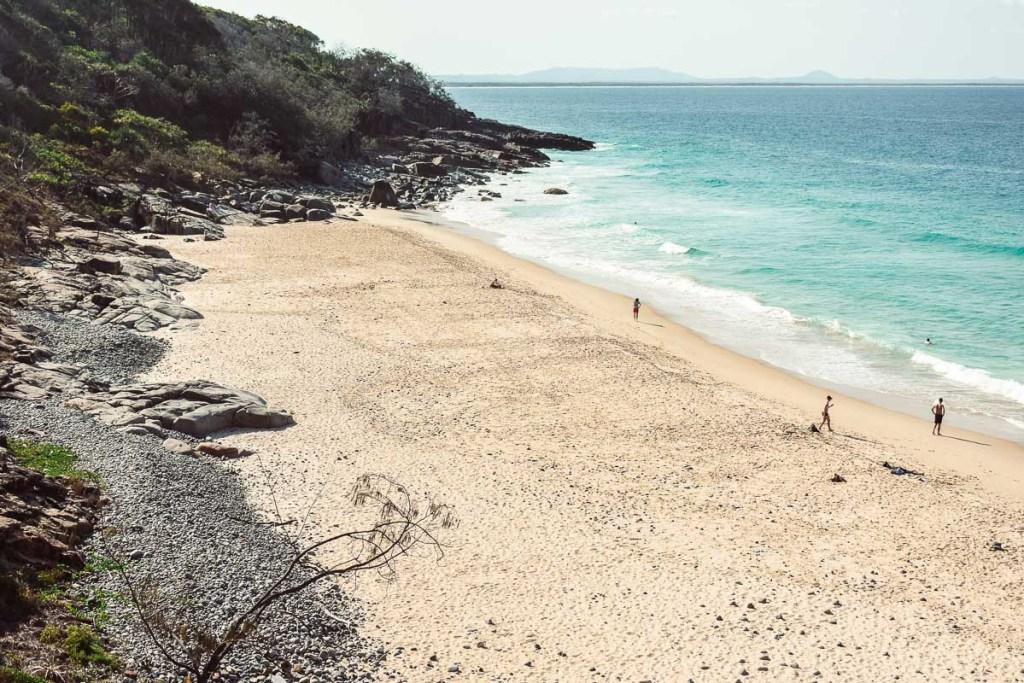 Granite bay beach