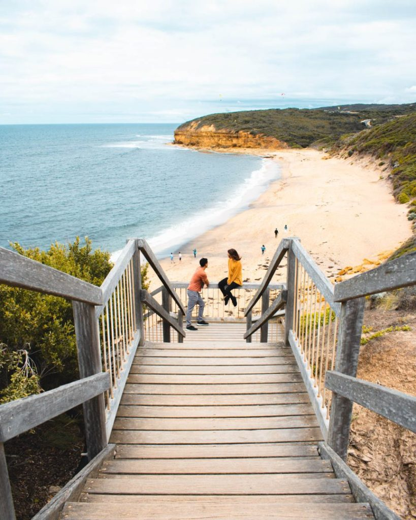 Bells Beach - 2 day great ocean road itinerary