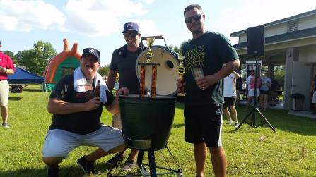 JG BBQ Battle Grand Champion- Smokin' Guys