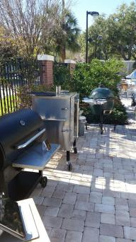 allgrills used at Epicurean