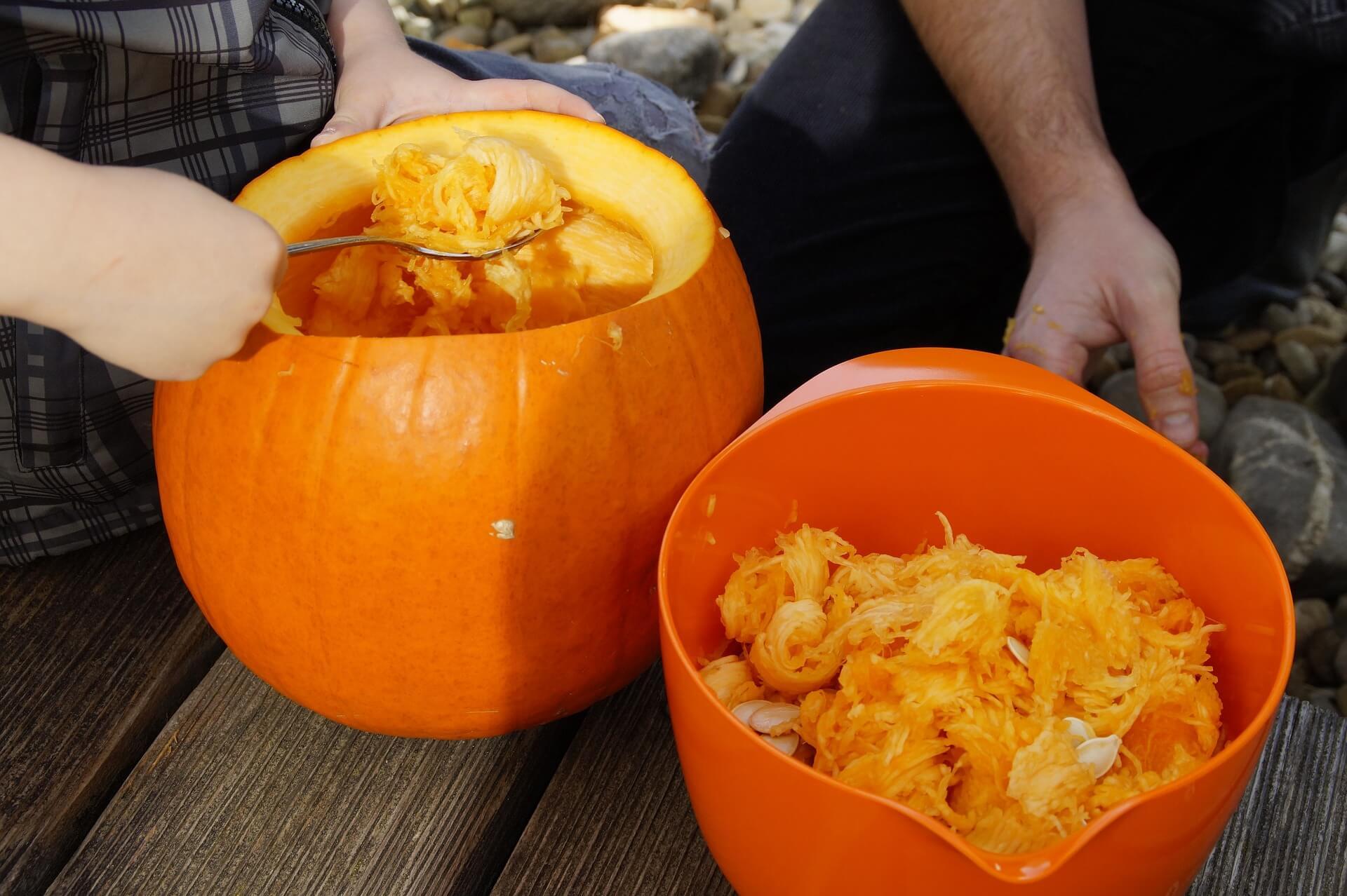 Pumpkin Carving Kids Free