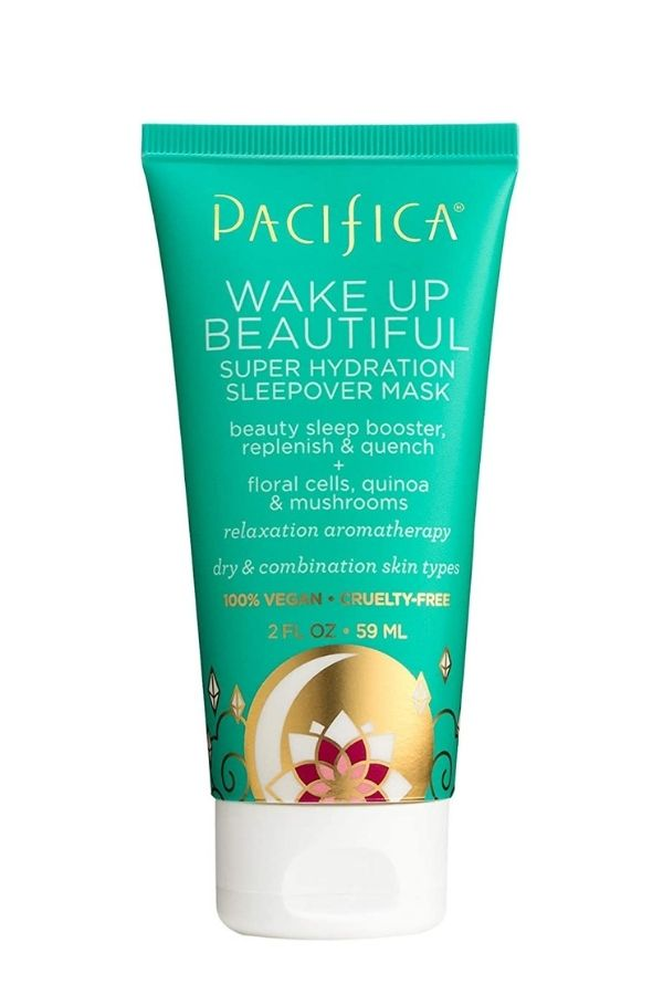 Pacifica Wake Up Beautiful Mask Floral