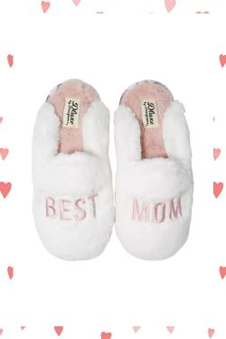 best mom slippers mother's day gift
