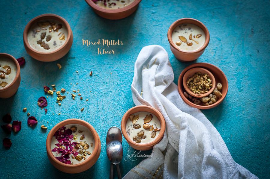 Mixed Millet kheer passive space