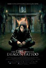 "Noomi Rapace as ""The Girl With the Dragon Tatoo"" Stieg Larsson movie"