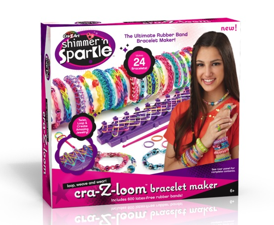 CRA-Z-ART Loom Shimmer