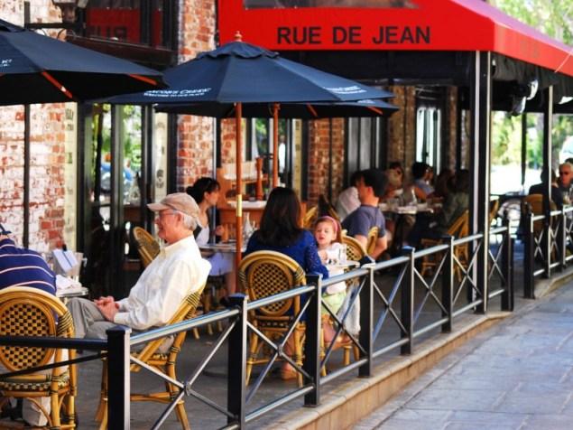 Five best restaurants in Charleston, SC